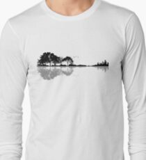 Nature Guitar Long Sleeve T-Shirt