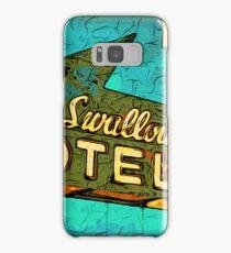 Motel Sign Route 66 Samsung Galaxy Case/Skin