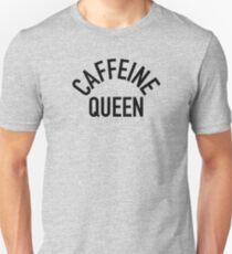 Coffeine Queen, Coffee lovers Unisex T-Shirt