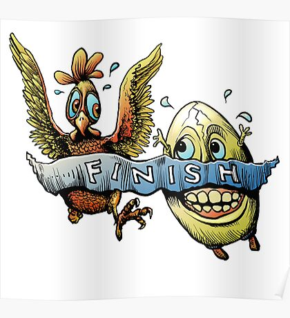 Chicken or the Egg? Poster