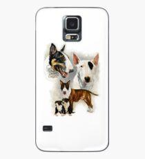 Bull Terrier Case/Skin for Samsung Galaxy