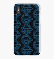 Ghost in the Shell - The Laughing Man iPhone Case