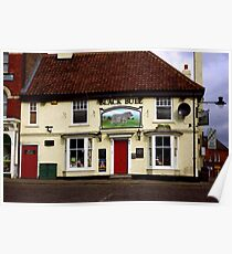 Black Bull - Thirsk North Yorkshire Poster