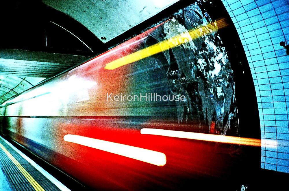 London Underground by KeironHillhouse