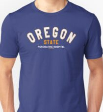 Oregon State Psychiatric Hospital T-Shirt