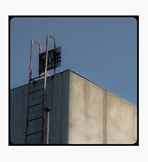 Melbourne's squares 11 Photographic Print