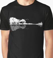 Nature Guitar  Graphic T-Shirt
