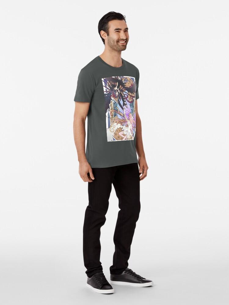 Alternative Ansicht von Madoka und Homura Premium T-Shirt