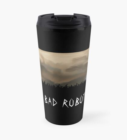 BAD ROBOT Travel Mug