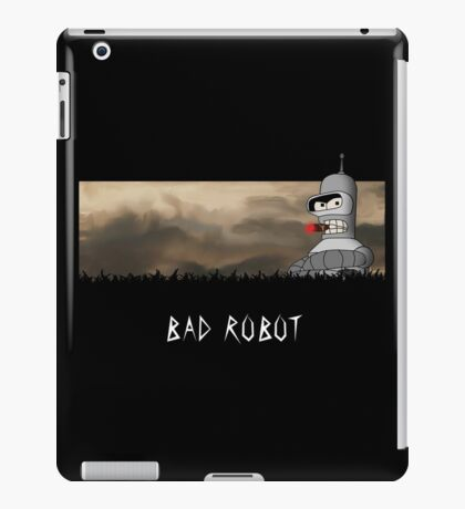 BAD ROBOT iPad Case/Skin