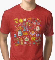 Pet shop Tri-blend T-Shirt