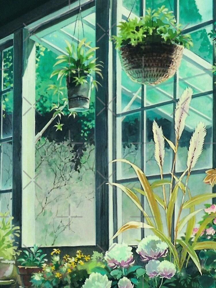 Kiki's Delivery Service Ghibli Studio by pompomcherryy