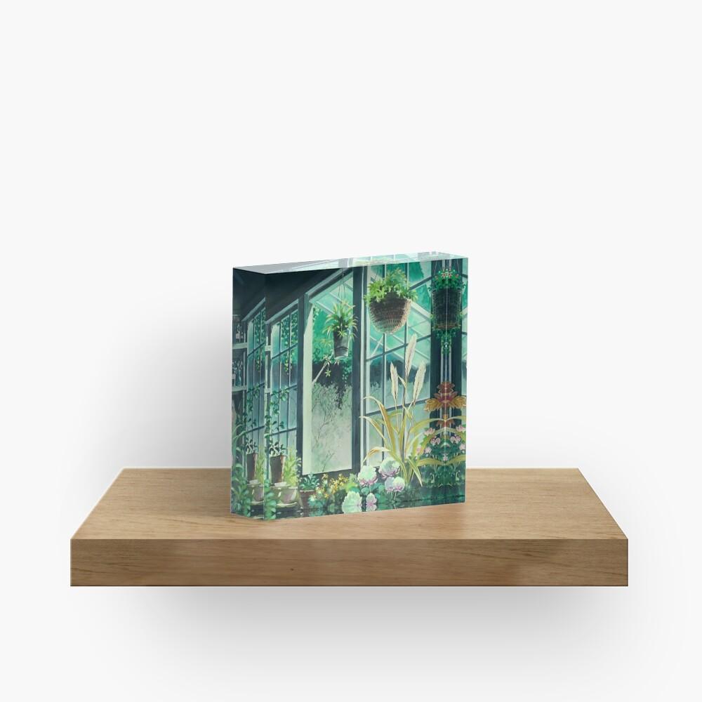 Kiki's Delivery Service Ghibli Studio Acrylic Block