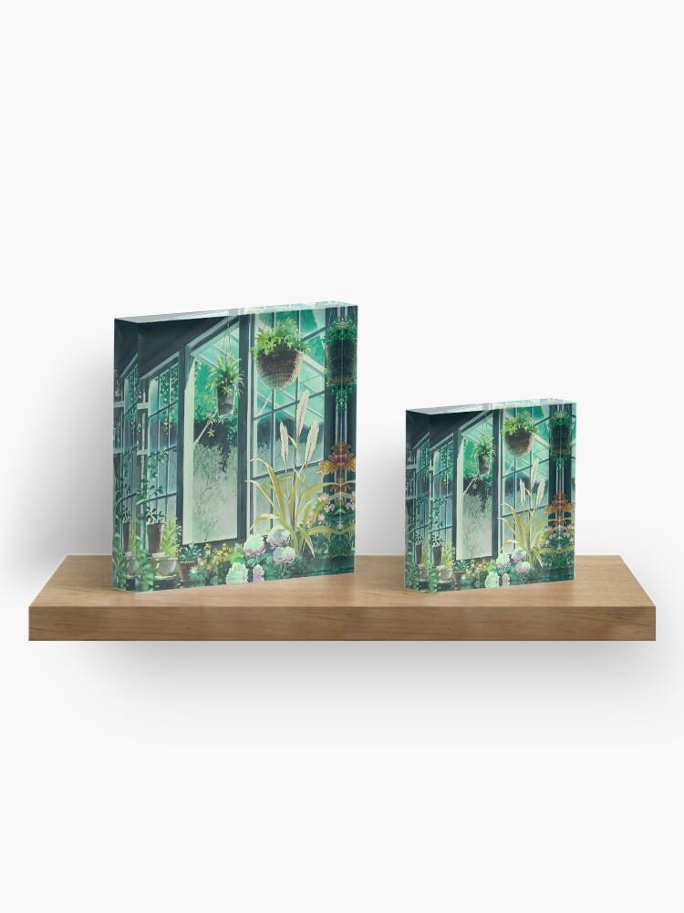 Alternate view of Kiki's Delivery Service Ghibli Studio Acrylic Block
