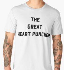 Ox Baker - The Great Heart Puncher Men's Premium T-Shirt