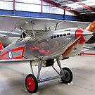 Hawker Hart, Hurn, Hants. by Woodie