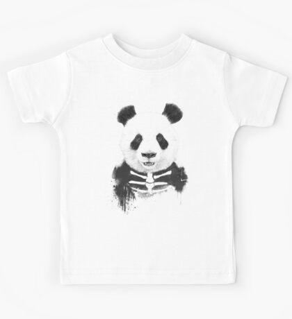 Zombie panda Kids Clothes