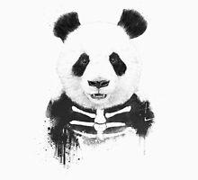 Zombie panda Unisex T-Shirt