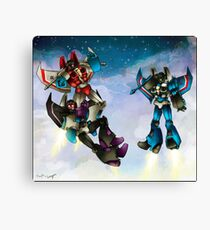 transformers seekers Canvas Print