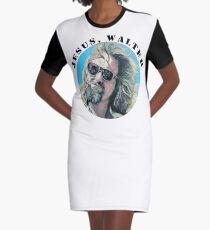 Jesus Walter Graphic T-Shirt Dress