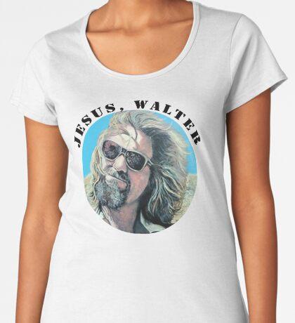 Jesus Walter Women's Premium T-Shirt
