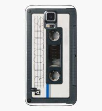 True Colours by Split Enz cassette tape Case/Skin for Samsung Galaxy