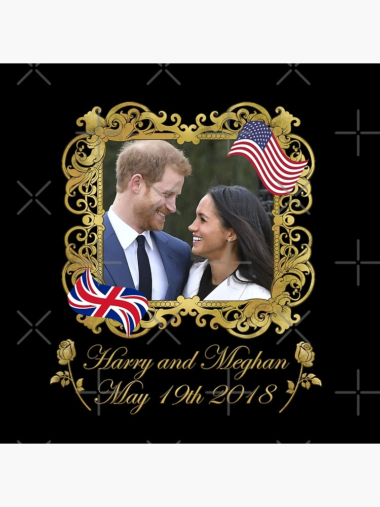 Prinz Harry und Meghan Markle von ValentinaHramov