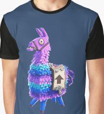 Fortnite Llama Pinata Graphic T-Shirt