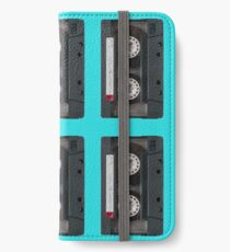 Relaxation Tape iPhone Wallet/Case/Skin