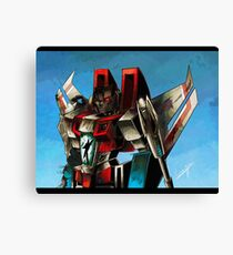 starscream Canvas Print