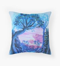 Dreamscape Beautiful Land Floor Pillow