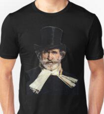 Giuseppe Verdi Unisex T-Shirt