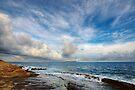 Sky and sea by Patrick Morand