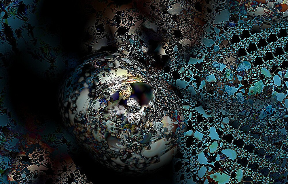 """""""Mind Forms And Genetic Abstractions Part Five"""" by Kirrill D'Kainn"""