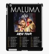 maluma fame tour 2018 dates udara iPad Case/Skin