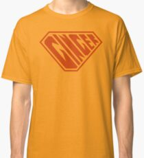 Ginger SuperEmpowered (Ginger) Classic T-Shirt