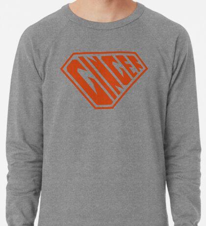 Ginger SuperEmpowered (Ginger) Lightweight Sweatshirt