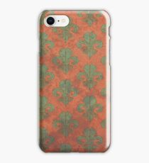 Coeur de Lis iPhone Case/Skin