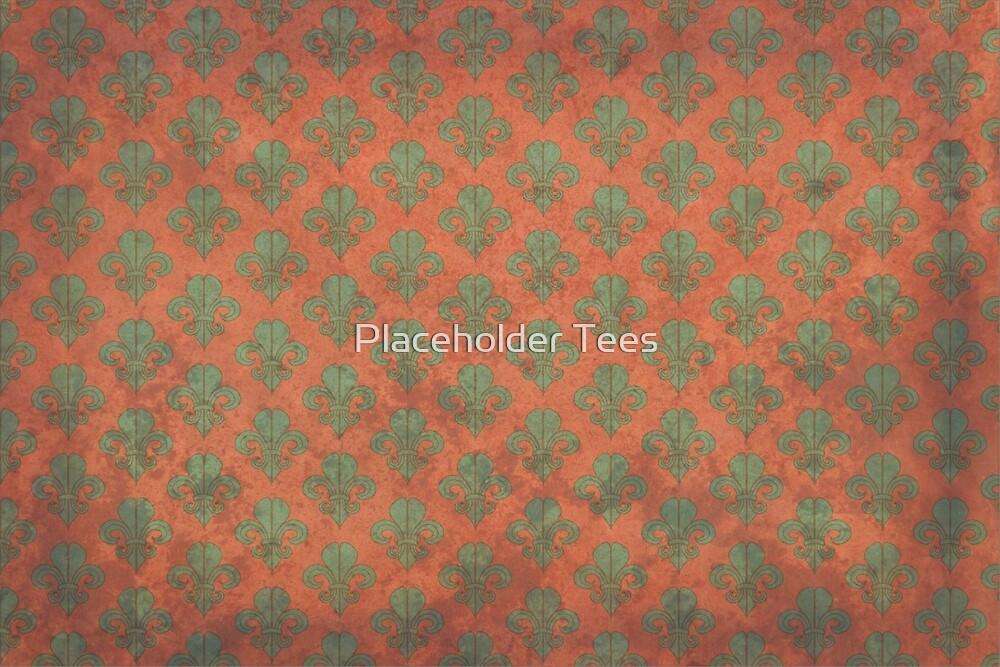 Coeur de Lis by Placeholder Tees