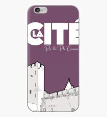 Cité de Carcassonne - Rue de Plo iPhone Case