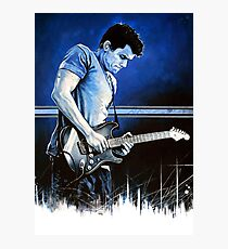 John Mayer Blues Photographic Print