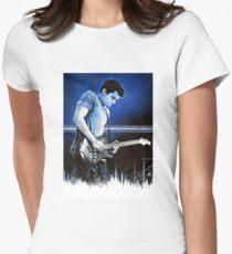 Camiseta entallada para mujer John Mayer Blues