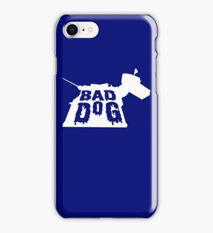 Bad Dog 3 iPhone Case/Skin