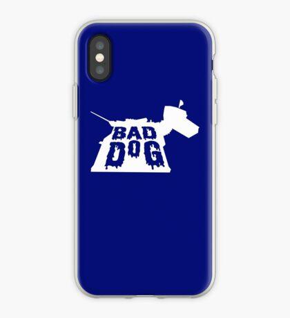 Bad Dog 3 iPhone Case