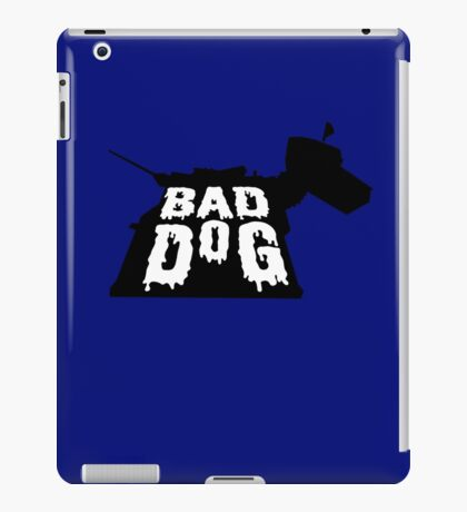 Bad Dog 2 iPad Case/Skin
