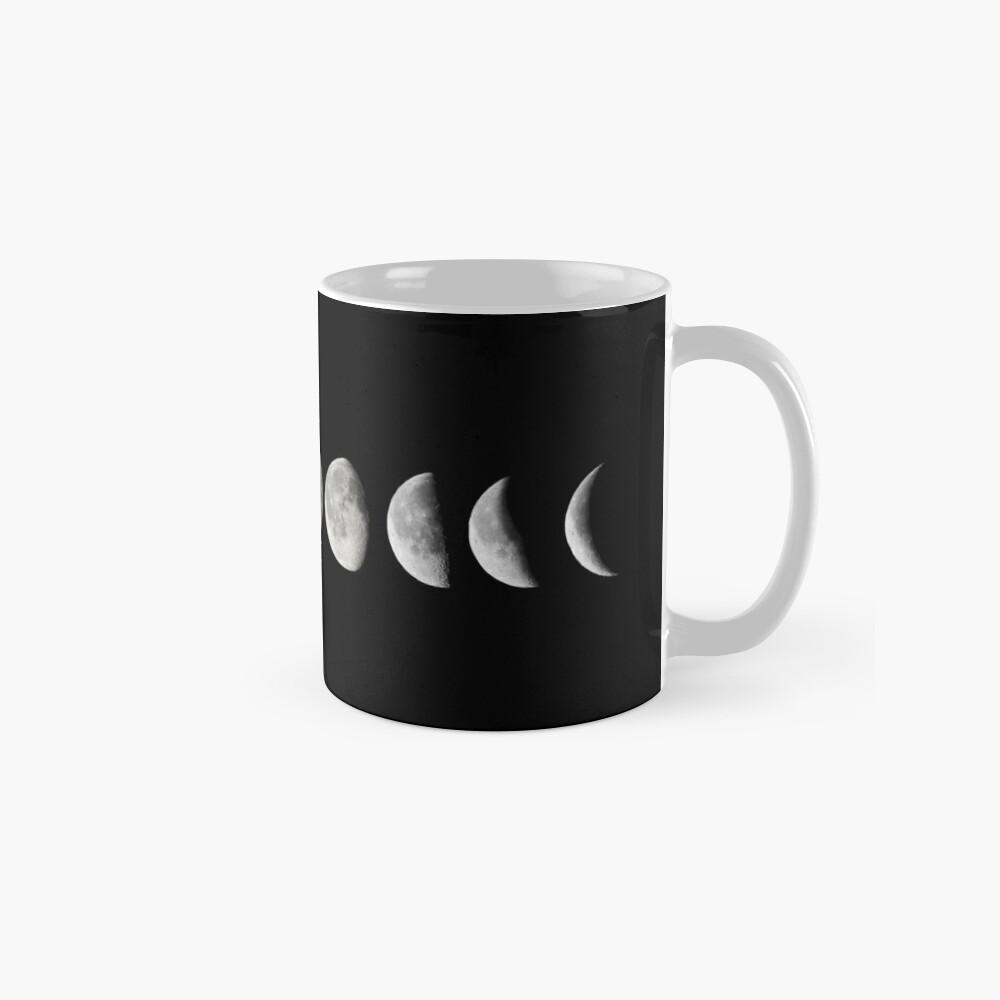 Mondphasen Tasse (Standard)