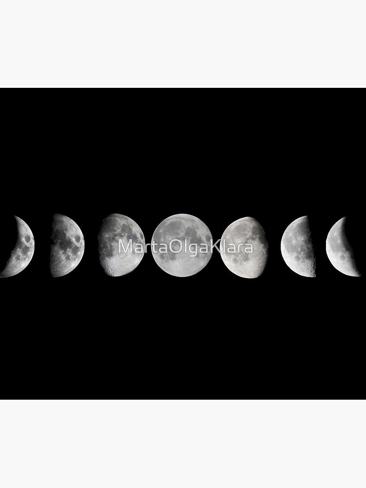 Mondphasen von MartaOlgaKlara