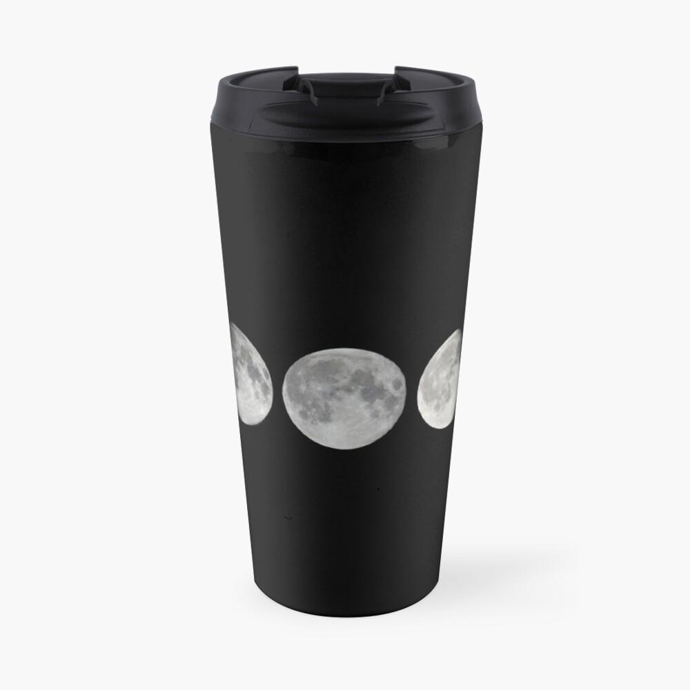 Mondphasen Thermosbecher