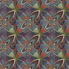 Earth Tile 1 by Barton Keyes