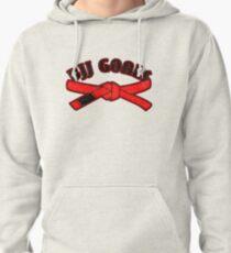 BJJ Goals Red Belt Pullover Hoodie